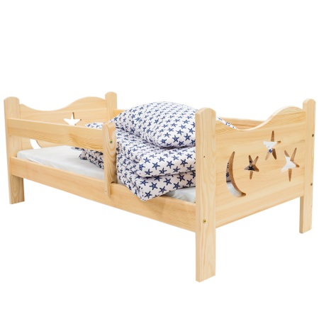Nazwa:  Łóżko dziecięce sosnowe Gwiazdka_2.jpg Wyświetleń: 194 Rozmiar:  34.1 KB